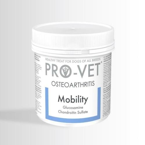 PRO-VET Tejsavó pasztilla Mobility