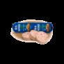 Kép 1/3 - Brit Premium szalámi Turkey & Pea